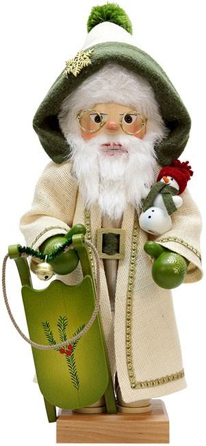 Nussknacker Santa Snowy
