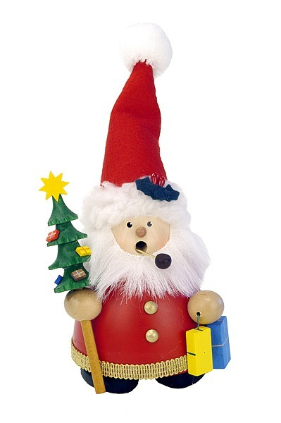Räuchermännchen Weihnachtsmann
