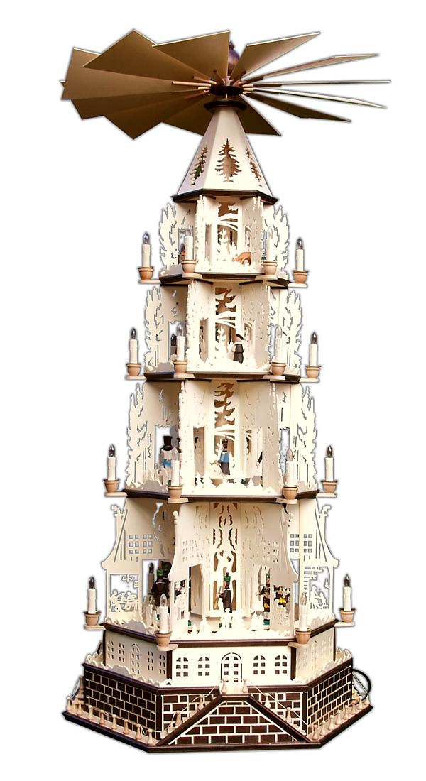 Kulissenpyramide