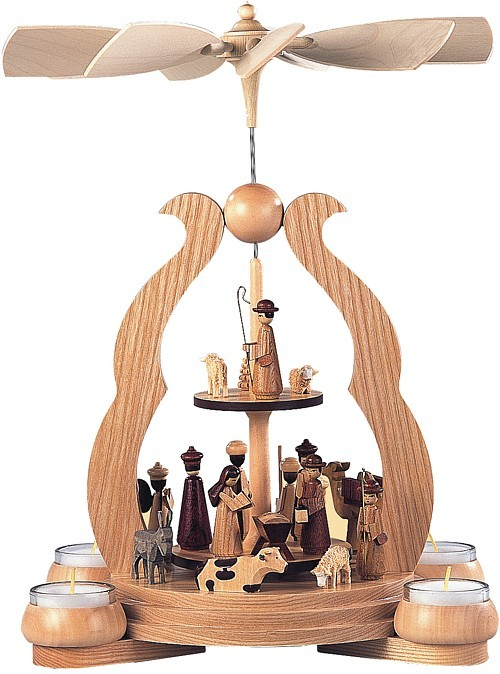 Bogenpyramide Heilige Geschichte 2 Teller