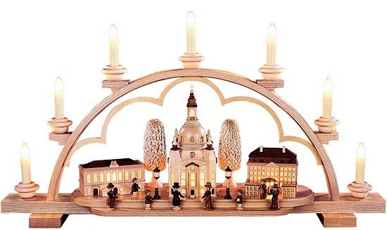 Schwibbogen Alt Dresden