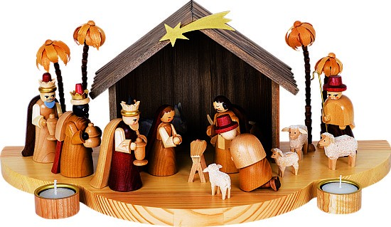 Krippe Christi Geburt