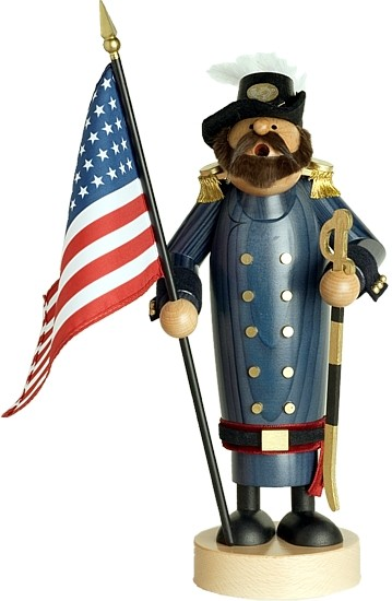 R�ucherm�nnchen General Ulysses S. Grant