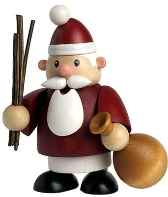 R�ucherm�nnchen Weihnachtsmann mini