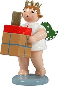 Geschenkeengel mit Päckchen