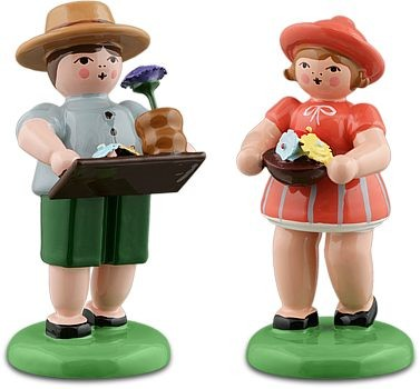 Gärtnerpaar