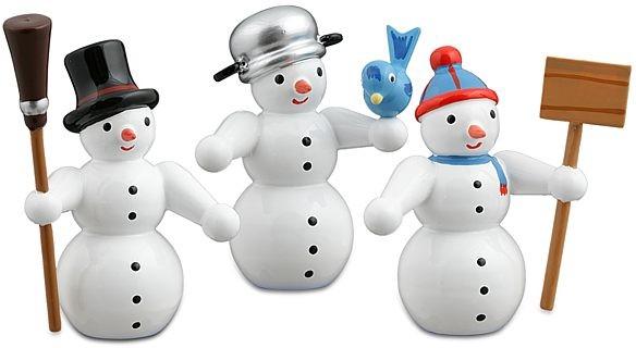 Schneem�nner 3-teilig
