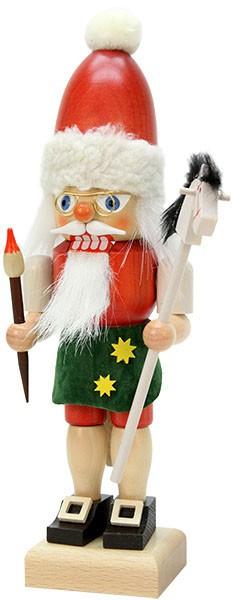 Nußknacker Weihnachtsmann Spielzeugmacher