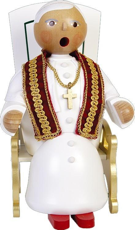 R�ucherm�nnchen Papst