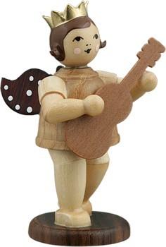 Engel mit Gitarre, Natur