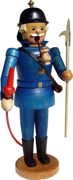 R�uchermann Feuerwehrmann