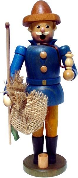 R�uchermann Angler (farbig)
