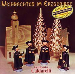 CD Weihnachten im Erzgebirge