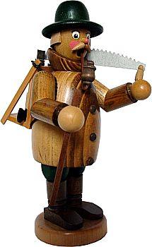 R�ucherm�nnchen Holzmacher
