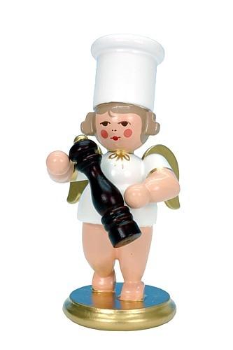 Kochengel mit Pfeffermühle