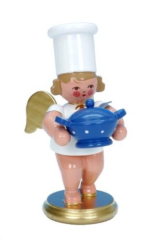 Kochengel mit Terrine
