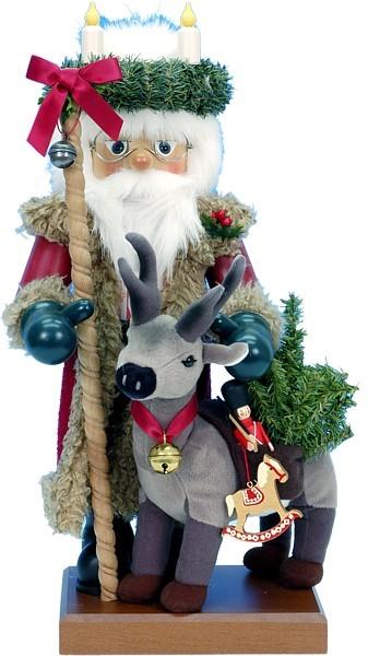 Nussknacker Weihnachtszeit