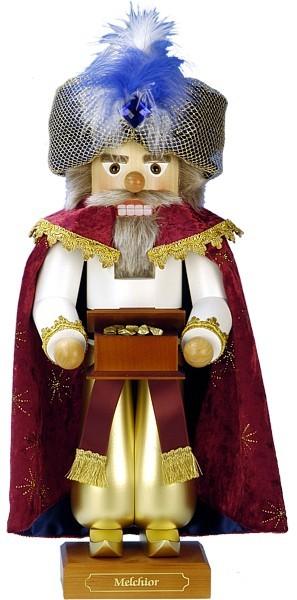 Nussknacker Heiliger König Melchior
