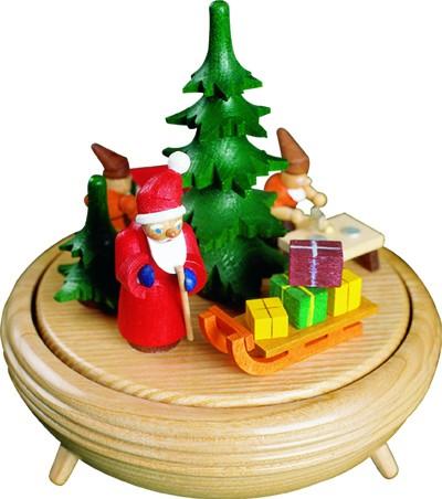 Spieldose Weihnachtswerkstatt