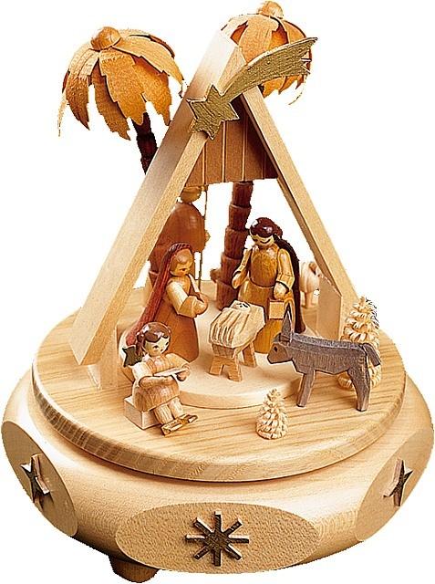 Spieldose Christi Geburt 18er Spielwerk
