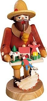 Mini-R�uchermann Spielwarenh�ndler