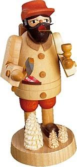 Mini-R�uchermann Waldarbeiter