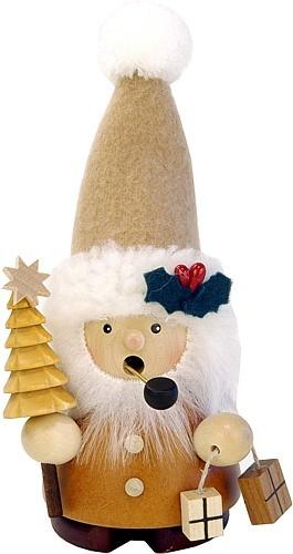 R�uchermann Weihnachtsmann natur