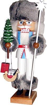Nussknacker Russischer Weihnachtsmann