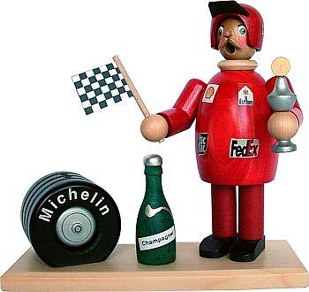 R�uchermann Rennfahrer (rot)