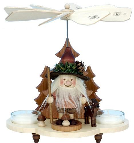 Teelichtpyramide Waldmann