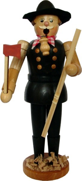 R�ucherm�nnchen Zimmermann