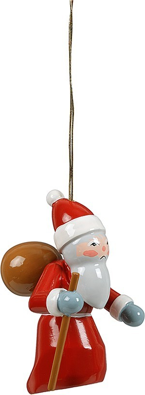 Baumbehang Weihnachtsmann 3 teilig