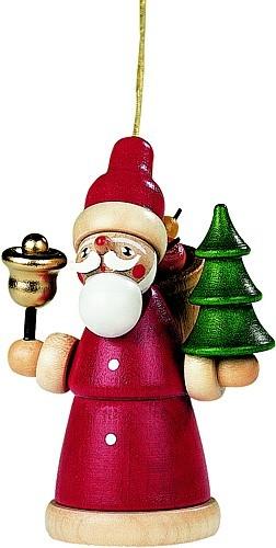 Weihnachtsmann, farbig