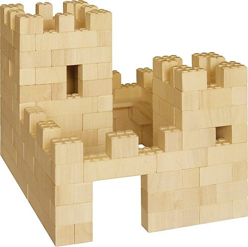 Bausatz für Burg Friedenstein