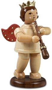 Engel mit Oboe, Natur