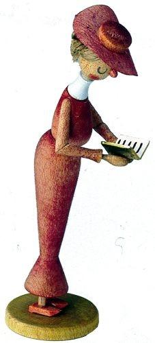 Holzfigur Fromme Helene