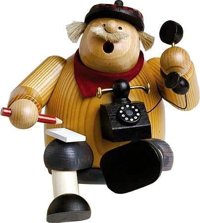 Kantenhocker Telefonist