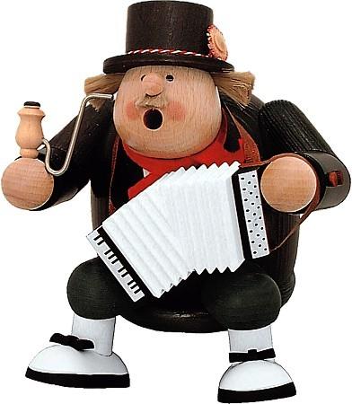 Kantenhocker Musiker