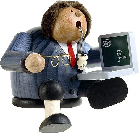 Kantenhocker Computerexperte