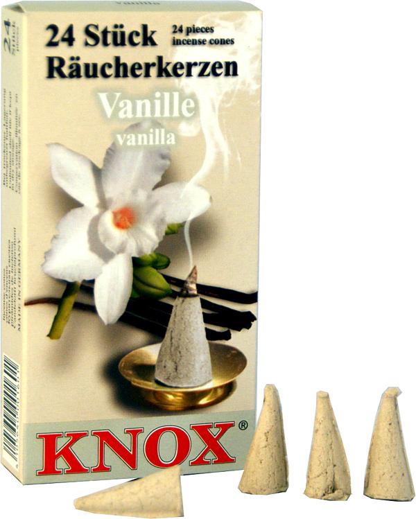 KNOX R�ucherkerzen - Vanille