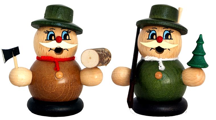 Moppelm�nner �Waldmann oder F�rster�