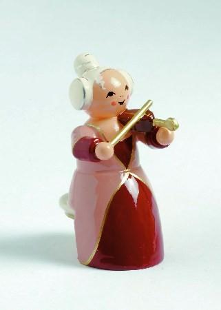 Mozart Orchester Musikerin mit Violine