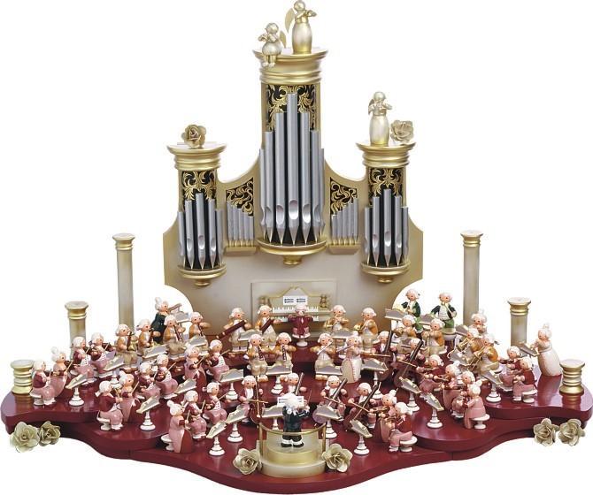Mozart Orchester komplett