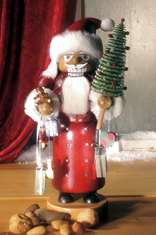 Nussknacker Weihnachtsmann -limitiert-