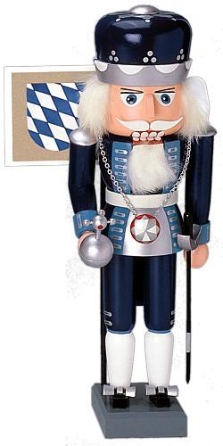 Nussknacker  Karl VII. Albrecht