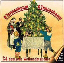 """CD """"O Tannenbaum, O Tannenbaum"""""""
