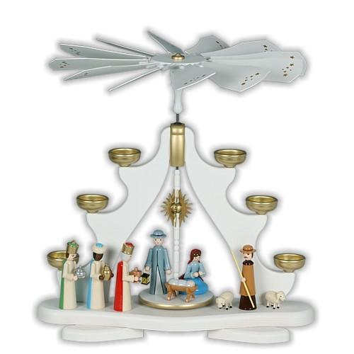 große Pyramide - Christi Geburt