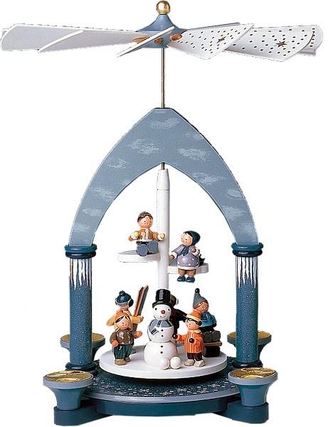 Tischpyramide Winterfreuden