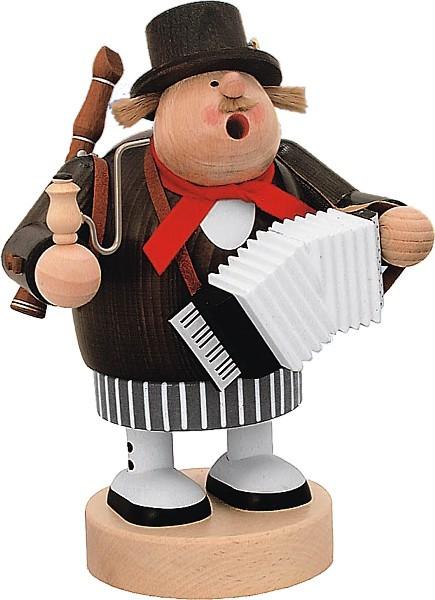 R�ucherm�nnchen Stra�enmusikant