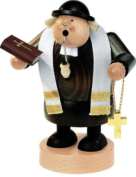 R�ucherm�nnchen Pfarrer